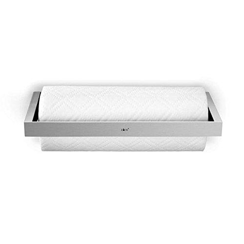 Küchenrollenhalter Ohne Bohren zack 20992 elios küchenrollenhalter wandmontage edelstahl matt