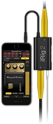 IK Multimedia iRig 2 guitar interface for iPhone and Android 3