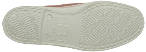 Elly Tennis Baskets Rose vieux Femme Rose Bensimon 5RwTdq5