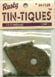 Rusty Tin-Tiques 24-7125 - 2 3/4