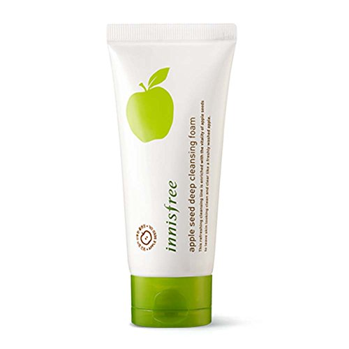 Innisfree-Apple-Seed-Deep-Cleansing-Foam-150ml