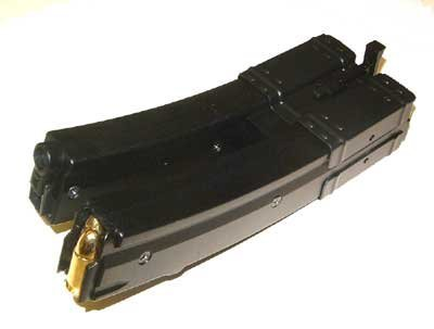 Well MP5 Super HiCap 500 Airsoft Magazine