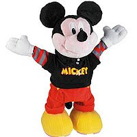 Mickey Mouse Club Dance Star Mickey (Mouse Mickey Walking)