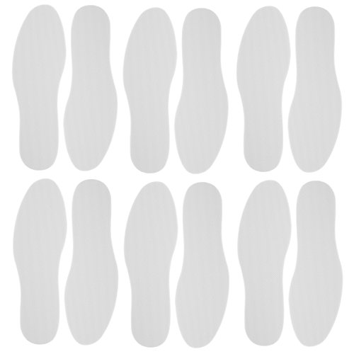 Sofcomfort (6 Pairs) Shoe Inserts: Insoles For Men, Insoles For Women Customizable, Moisture Wicking with Orthopedic Cushion and Arch Support ()