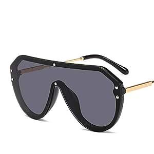 MINGW Watermark Gafas de Sol Película Hombres Mujeres Gafas ...