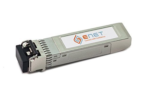 ENET Components | GLC-SX-MMD-ENC | 1000BASE-SX SFP 850nm 550m DOM MMF LC OEM Compatible Transceiver, Included from ENET Components, Inc.