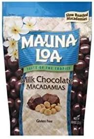 【2袋】マウナロア ミルクチョコレート マカダミアナッツ Mauna Loa Milk Chocolate Macadamias 10oz bag 海外直送品