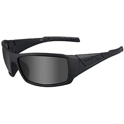 609d31b2cc6 Image Unavailable. Image not available for. Color  Wiley X Twisted Black  Ops Sunglasses ...