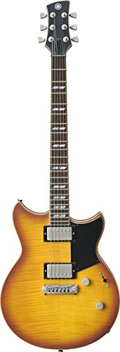 Yamaha RevStar RS620 Electric Guitar with Gig Bag, Brick Burst (Vintage 1974 Fender)