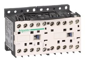 Schneider Electric Lc2k0901b7 Contactor, 3pst-no, 24vac, Din Rail