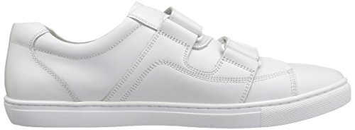 Kenneth Cole New York Mens Konstruktion 102.077 Sneaker Vit