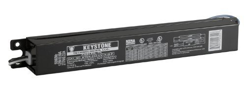 Keystone KTEB-232-UV-IS-N-P T8 Instant Start Electronic Ballast by Keystone (Image #1)