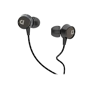 Audiofly AF56 Edison Black In-ear headphones with Clear-Talk Mic