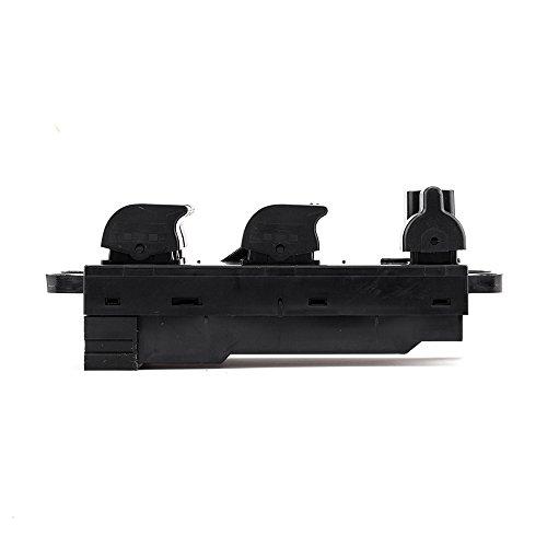 SUNROAD Electric Power Window Lifter Mirror Master Control Console Switch for Nissan 1998-2001 Altima & 2000-2004 Frontier / Xterra & 1998-1999 Sentra | Subaru 2003 2005 2006 Baja & 2000-2004 Legacy /