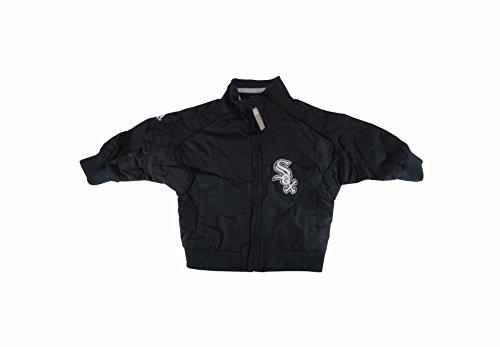 Majestic Infant MLB Chicago White Sox Premier Black Jacket (24 Months)