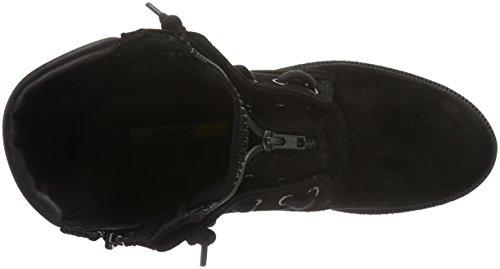 Manas 162M4808ORX - Botas para mujer Negro (NERO+NERO)