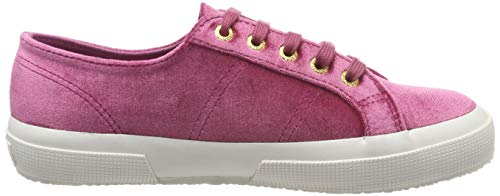 Rot Red Sneaker 288 Superga Dahlia Polyvelvtw Donna 2750 n1Wvxg