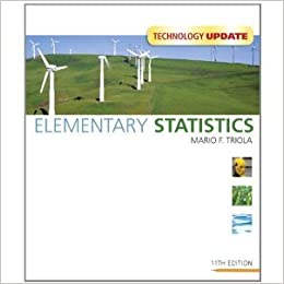 Elementary statistics technology update 11th edition mario f elementary statistics technology update 11th edition mario f triola 8581139333334 amazon books fandeluxe Choice Image