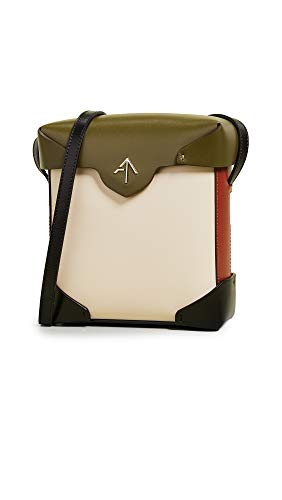 Bag Box Black Atelier Cream Pristine MANU Olive Mini Women's xXwx68