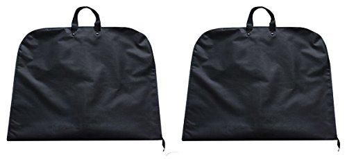 Orolay Folding Travel Suit Cover Oxford Garment Bag (43.3x25.6inch, (Lightweight Tri Fold Garment Bag)