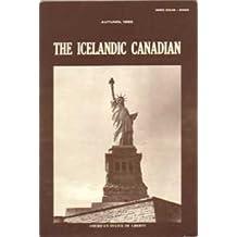 The Icelandic Canadian Magazine, Autumn, 1980