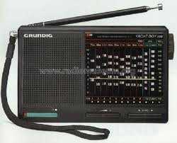Grundig Yacht BOY 220 Shortwave Radio (Yacht Grundig)