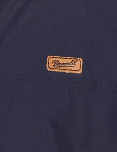 Blouson Luke Windbreaker Homme navy Brandit Bleu 7S8wEEq