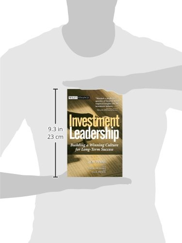 31tARXyxigL - Investment Leadership: Building a Winning Culture for Long-Term Success