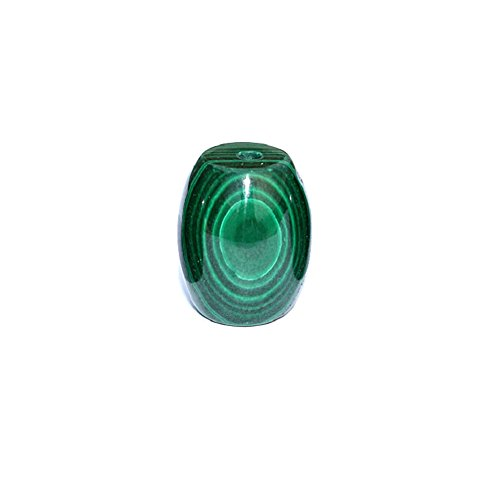 lgw crystal All sorts of malachite stones, malachite pendants, (round beads) 1 pcs about 15mm porose