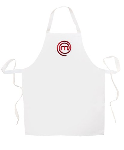 Yilooom Masterchef Apron (White) Official merchandise - Jr Chef Apron