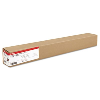 Paper Roll, 24'' x 150 ft., White, Sold as 1 Roll (Inkjet 24' Wide Roll)