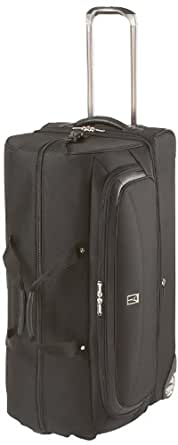 Travelpro Luggage Platinum Magna 30 Inch Expandable Rolling Duffel, Black, One Size