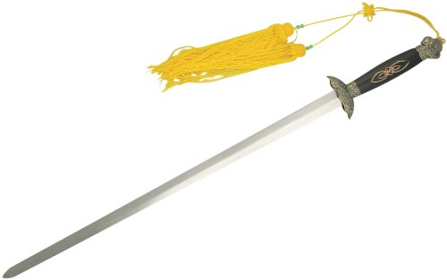 BladesUSA Js-106 Tai Chi Sword 38.5-Inch Overall (Best Form Of Martial Arts For Self Defense)