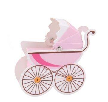jellbaby boda suministros bebé carros de transporte caja de Candy ...