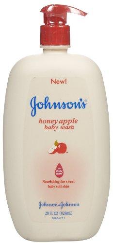 Johnson's Baby Wash - Honey Apple - 28 (Johnsons Honey)