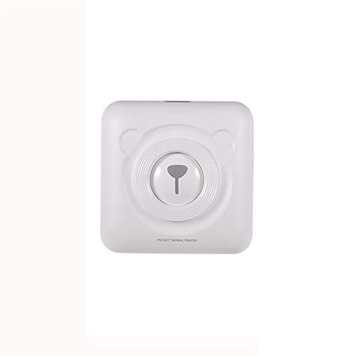 Amazon.com: Mini impresora térmica de bolsillo para fotos y ...
