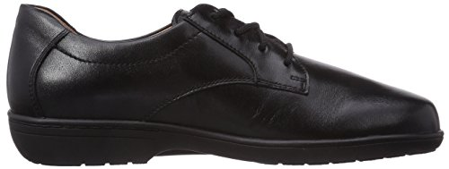 Ganter Anke Vasta G Signore Derby Lace Up Brogue Nero (black 0100)