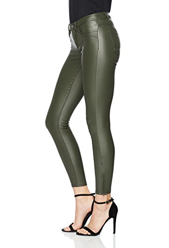 Pnt Sk Jeans Donna Verde kalamata Noos Ank Skinny Bj Onlkendell Reg Only qSc7wHFw