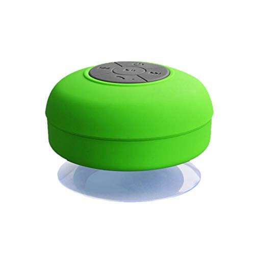 Ritapreaty Small Bluetooth Speaker – Mini but Great Audio Quality Waterproof Portable Wireless Speaker Bathroom with…