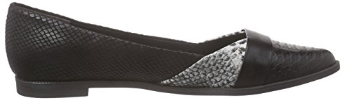 Ballerinas 22114 Tozzi Comb Black Marco WoMen Closed 098 Black qpBIzI