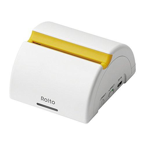 Screen Printer L'Orto [iPhone-only app correspondence] PT10 white KJ From import JPN by KINGJIM