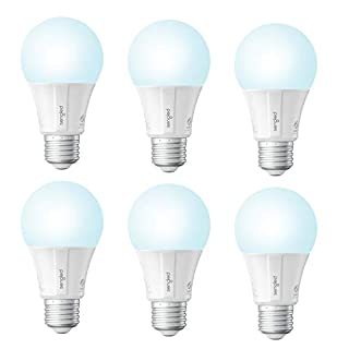 Sengled Smart Light Bulb, Smart Bulbs That Work with Alexa, Google Home (Smart Hub Required), Smart Bulb A19 Alexa Light Bulbs, Smart LED Daylight (5000K), 800LM, 9W (60w Equivalent), 6 Pack