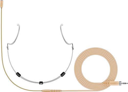 Sennheiser Pro Audio Wireless Headset Microphone, (HSP ESSENTIAL OMNI-BEIGE-EW) by Sennheiser Pro Audio