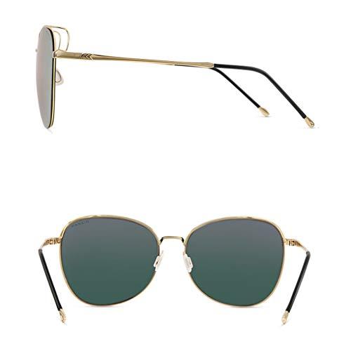 à lentille A Miroir Nylon Couleur lunettes à de D en Monture de Des Metal Femme Lunettes soleil Grande Sport Soleil New vqxxFZwH