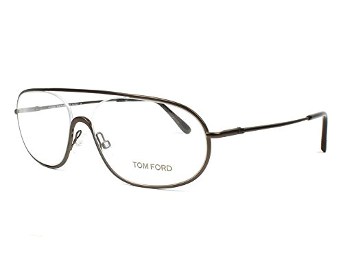 Tom Ford 5155 049 Brown aviator glasses frame eyeglasses optical optics tf5155 ()