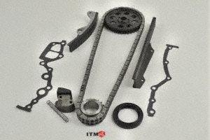 ITM Engine Components 053-90300 Cylinder Head Gasket for 1976-1977 Dodge 1.6L L4, (Dodge Colt Cylinder Head)