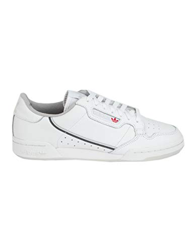 adidas Continental 80 Shoes Men's, White, Size 11