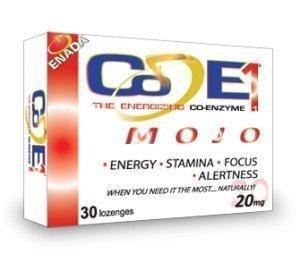 Original Enada Co – E1 NADH, Mojo, 20 Mg, 30 Lozenges by CoE1 Enada