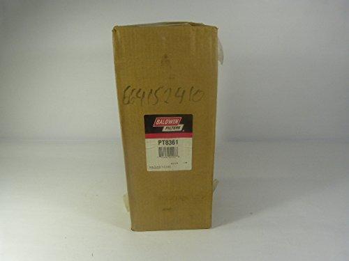 Baldwin Filters PT8361 Heavy Duty Hydraulic Filter (6-1/2 x 15-1/4 In)