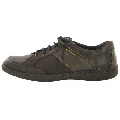 69ac7dfa38 Mephisto Ridolfo Mens' Lace Shoe UK Size 10.5 Dark Brown: Amazon.co.uk:  Shoes & Bags